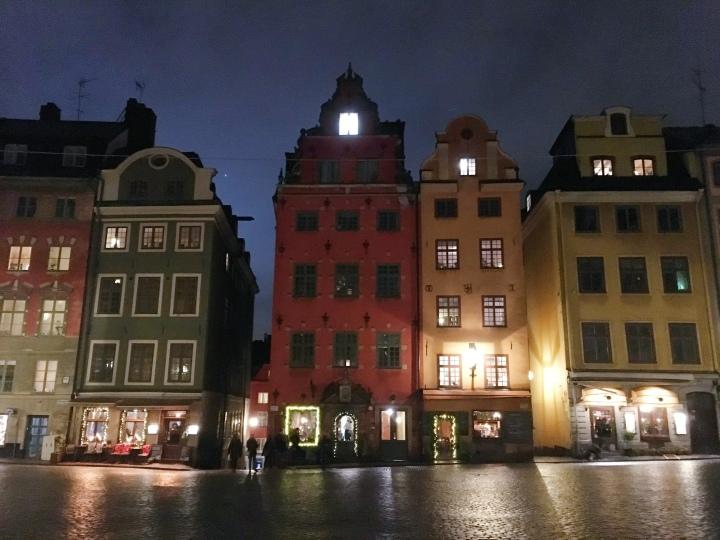 Sweden {Pt. 1Stockholm}